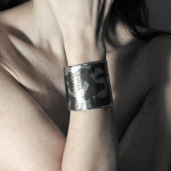 bracciale moda maculato