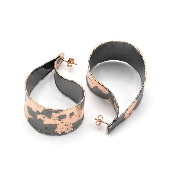 orecchini alla moda