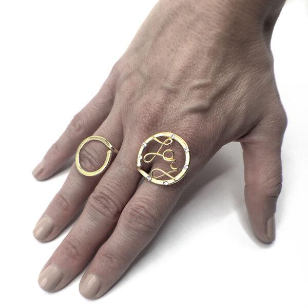 anello particolare