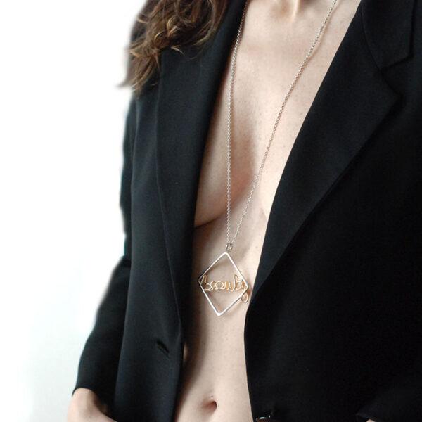 collana scritta