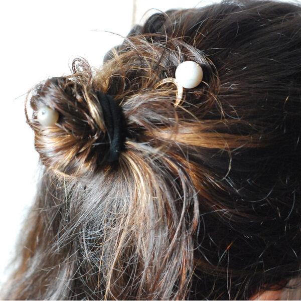 forcine per capelli con strass