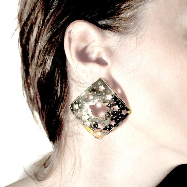 orecchini stella